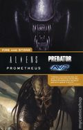 Fire and Stone TPB (2018 Dark Horse) Aliens/Predator/Prometheus/AvP 1-1ST