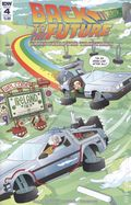 Back to the Future Tales from the Time Train (2017 IDW) 4B