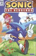Sonic The Hedgehog (2018 IDW) 2A