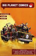 Big Planet Red GN (2018 Retrofit Comics/Big Planet Comics) 1-1ST