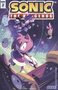 Sonic The Hedgehog (2018 IDW) 2RIA