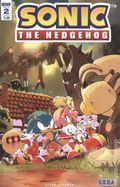 Sonic The Hedgehog (2018 IDW) 2B