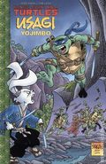Teenage Mutant Ninja Turtles/Usagi Yojimbo HC (2018 IDW) Expanded Edition 1-1ST