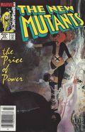 New Mutants (1983 1st Series) Mark Jewelers 25MJ