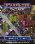 Starfinder Flip-Mat: Space Station (2018 Paizo) RPG ITEM-1