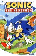 Sonic The Hedgehog (2018 IDW) 1RIC
