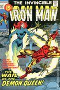Iron Man (1968 1st Series) National Diamond 42NDS