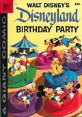 Dell Giant Disneyland Birthday Party (1958 Dell) 1A-25C