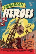 Canadian Heroes (1942 Educational Projects) Vol. 3 #5