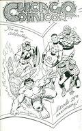 Chicago Comicon Program Book (1975) 1986