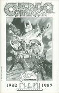Chicago Comicon Program Book (1975) 1987