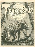 Terrorsaur Mini Comic (1989 Mirage) 1