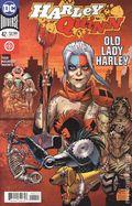 Harley Quinn (2016) 42A
