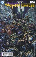 Batman Teenage Mutant Ninja Turtles II (2017 DC) 6B