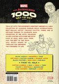 Marvel The Avengers 1000 Dot-to-Dot Book SC (2018 Thunder Bay Press) 1-1ST