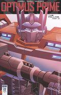 Optimus Prime (2016 IDW) 17RI