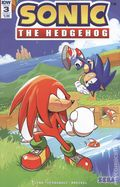 Sonic The Hedgehog (2018 IDW) 3A
