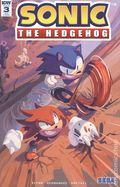 Sonic The Hedgehog (2018 IDW) 3RIA