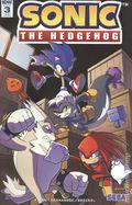 Sonic The Hedgehog (2018 IDW) 3RIB
