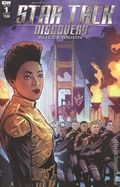 Star Trek Discovery Succession (2018 IDW) 1A