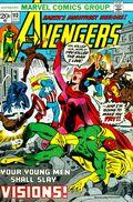 Avengers (1963 1st Series) Mark Jewelers 113MJ