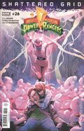 Mighty Morphin Power Rangers (2016) 26A