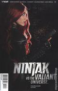 Ninjak vs. the Valiant Universe (2018 Valiant) 4C
