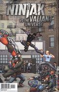 Ninjak vs. the Valiant Universe (2018 Valiant) 4D