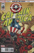 Captain America (2017 8th Series) 695ANS