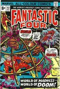 Fantastic Four (1961 1st Series) UK Edition 152UK