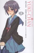 Disappearance of Nagato Yuki-Chan GN (2012-2017 Yen Press) 2-1ST