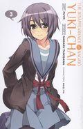 Disappearance of Nagato Yuki-Chan GN (2012-2017 Yen Press) 3-1ST