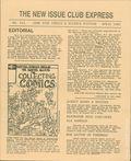 New Issue Club Express (1982 Lone Star Comics) 111
