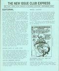 New Issue Club Express (1982 Lone Star Comics) 104
