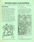 New Issue Club Express (1982 Lone Star Comics) 102