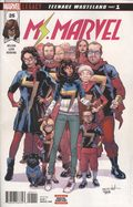 Ms. Marvel (2015 4th Series) 25ANS