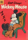 Mickey Mouse (1941-90 Dell/Gold Key/Gladstone) 60-15C