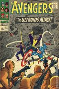 Avengers (1963 1st Series) UK Edition 36UK