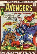 Avengers (1963 1st Series) UK Edition 93UK