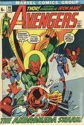 Avengers (1963 1st Series) UK Edition 96UK