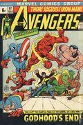 Avengers (1963 1st Series) UK Edition 97UK
