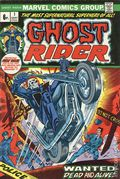 Ghost Rider (1973) UK Edition 1UK