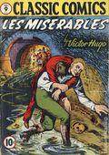 Classics Illustrated 009 Les Miserables 1A