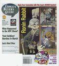 Comics Buyer's Guide (1971) 1167