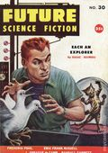 Future Science Fiction (1952-1960 Columbia Publications) Pulp 30