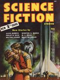 Science Fiction Stories (1953-1954 Columbia Publications) Pulp 2nd Series 1953