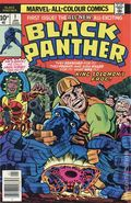 Black Panther (1977 Marvel 1st Series) UK Edition 1UK