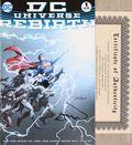 DC Universe Rebirth (2016) 1A.DF.SIGNED