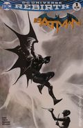 Batman (2016 3rd Series) 1DFSKETCH