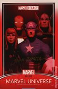 Marvel Legacy (2017) 1E.DF.SIGNED